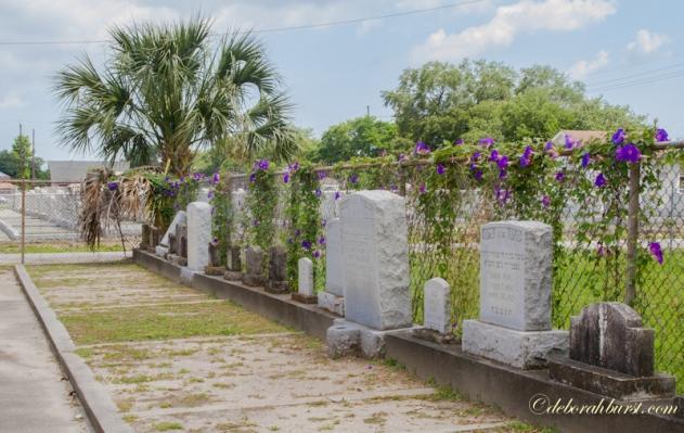 Beth Irsael Gentilly cemetery