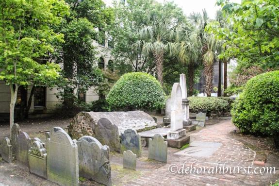 Circular graveyard grave patio wm.jpg