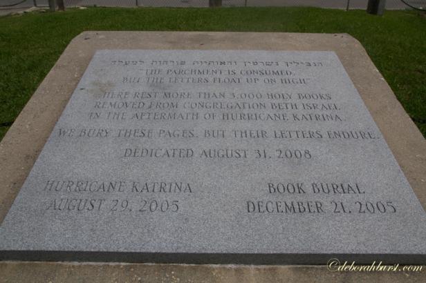 Katrina scrolls stone